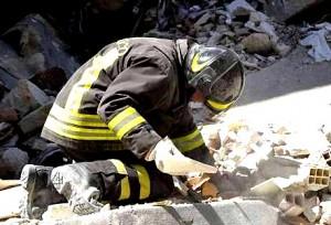 Tragedia a Santa Maria di Leuca, in via Leonardo da Vinci, in un cantiere un operaio edile è rimasto sepolto dalle macerie