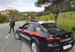 i carabinieri ricercano fidanzatini scomparsi nel foggiano