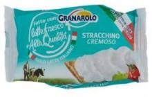 Vetro nello stracchino Granarolo, ritirato dai market lotto Z6326Y